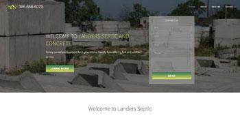 Landers-Septic
