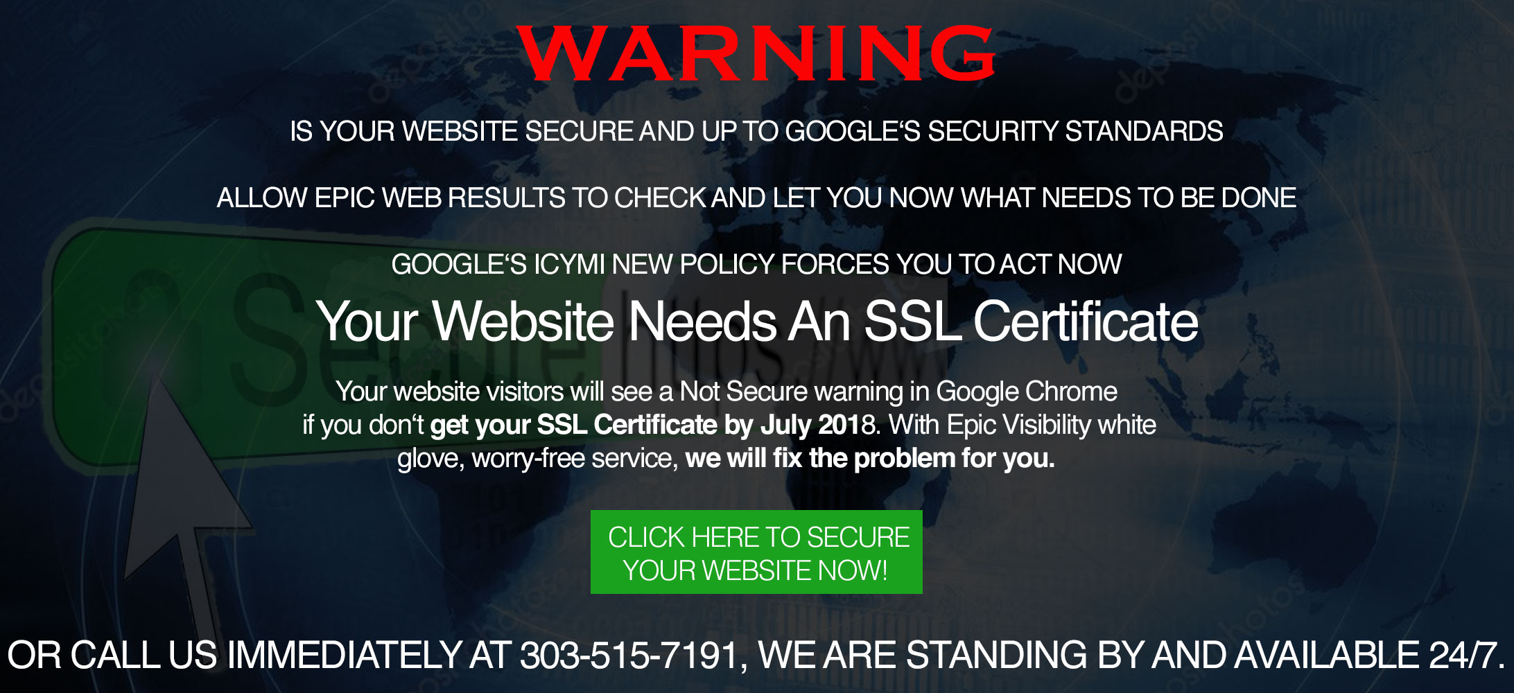 Epic-Visibility-SSL-Page