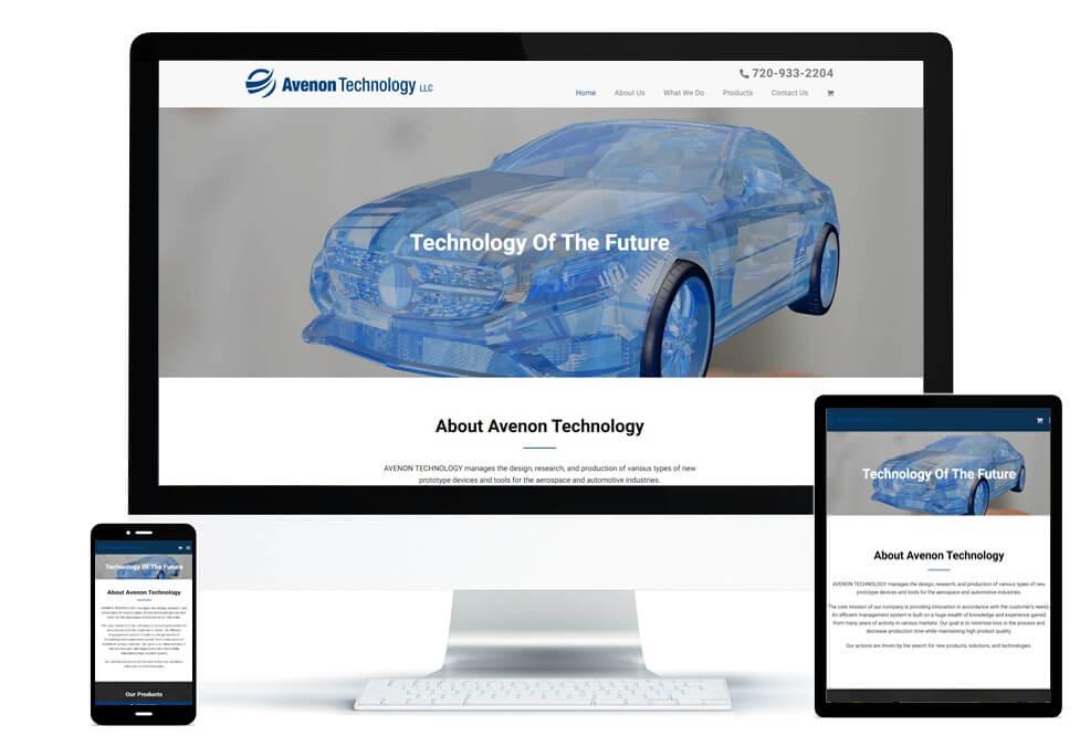 Avenon Technology Portfolio Set