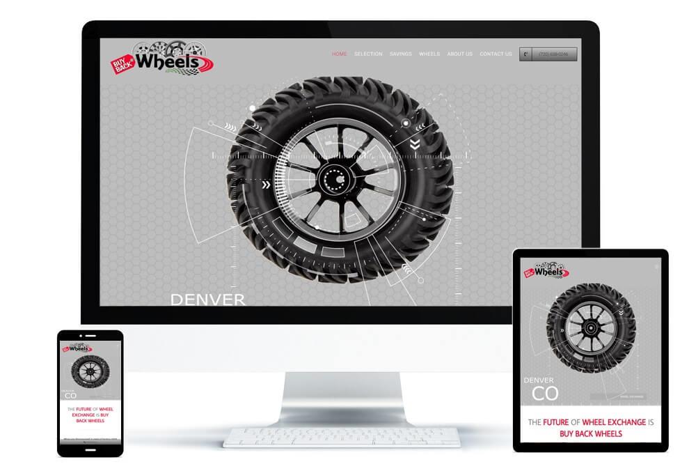 Buy Back Wheels portfolio sets
